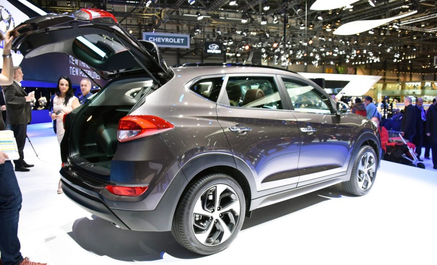 Hyundai Tucson – third-generation SUV unveiled Image #316181