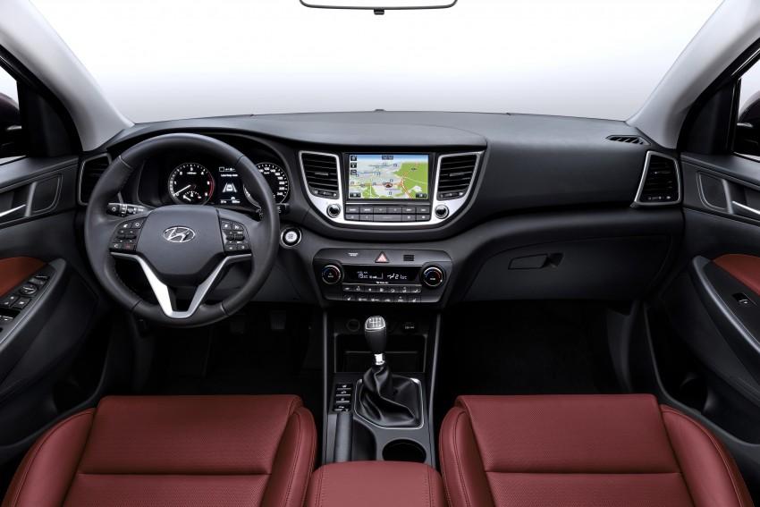 Hyundai Tucson – third-generation SUV unveiled Image #312434