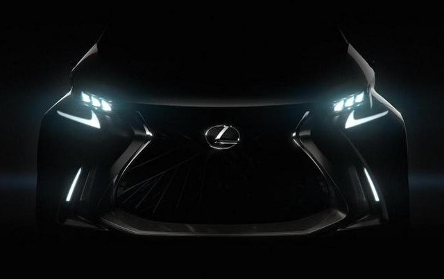 Lexus LF-SA concept leaked ahead of Geneva debut