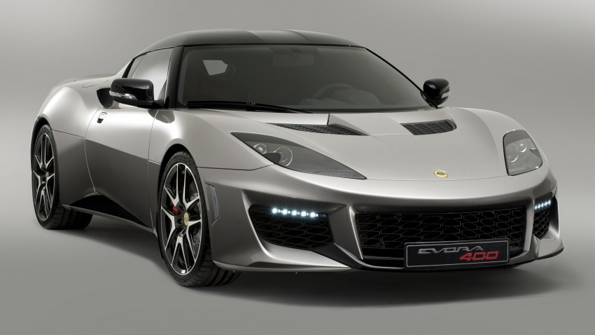 Lotus Evora 400 – fastest production Lotus revealed Image #312548