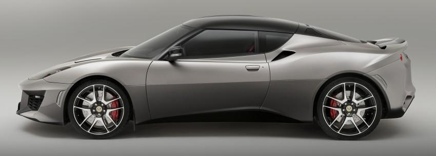 Lotus Evora 400 – fastest production Lotus revealed Image #312549