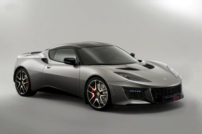 Lotus Evora 400 – fastest production Lotus revealed Image #312556
