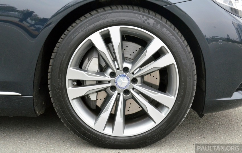 DRIVEN: W222 Mercedes-Benz S 500 Plug-in Hybrid Image #313014