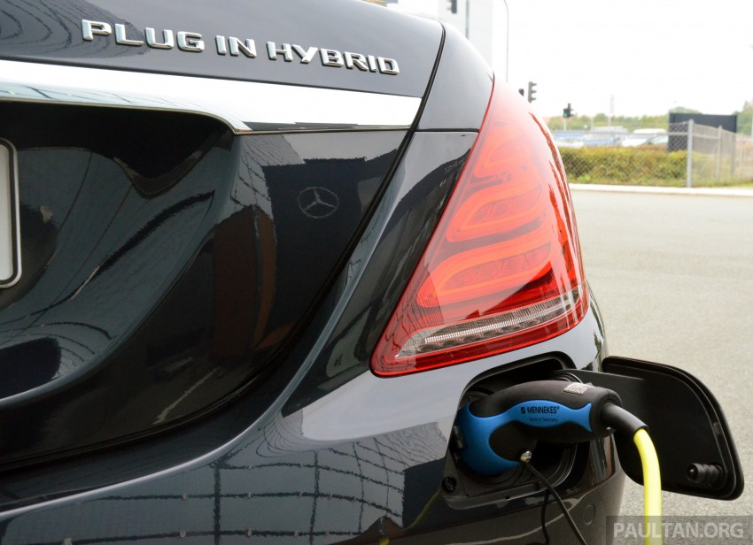 DRIVEN: W222 Mercedes-Benz S 500 Plug-in Hybrid Image #313017