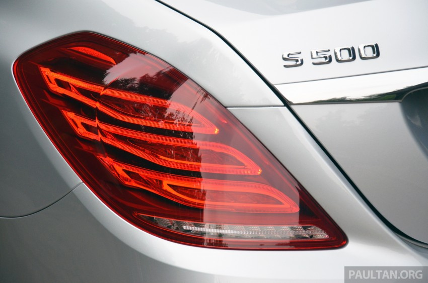 DRIVEN: W222 Mercedes-Benz S 500 Plug-in Hybrid Image #313023