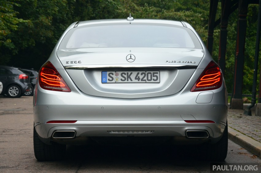 DRIVEN: W222 Mercedes-Benz S 500 Plug-in Hybrid Image #313024