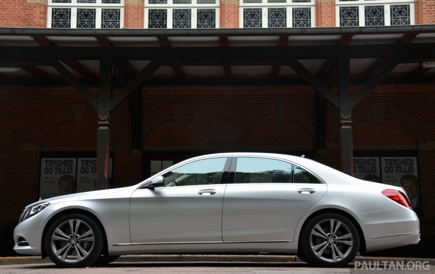 DRIVEN: W222 Mercedes-Benz S 500 Plug-in Hybrid Image #313025