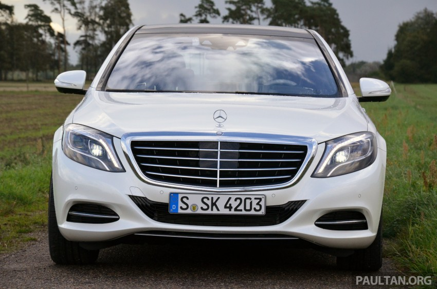 DRIVEN: W222 Mercedes-Benz S 500 Plug-in Hybrid Image #313030