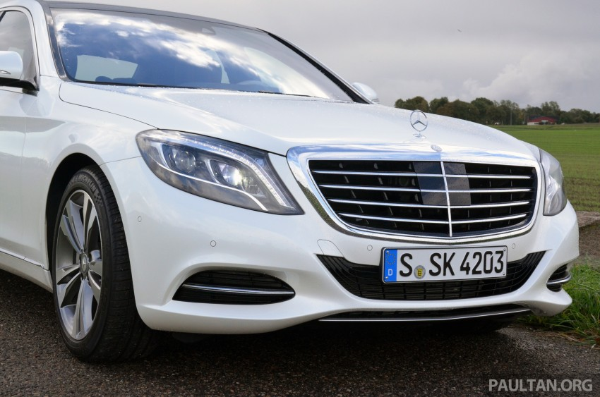 DRIVEN: W222 Mercedes-Benz S 500 Plug-in Hybrid Image #313031