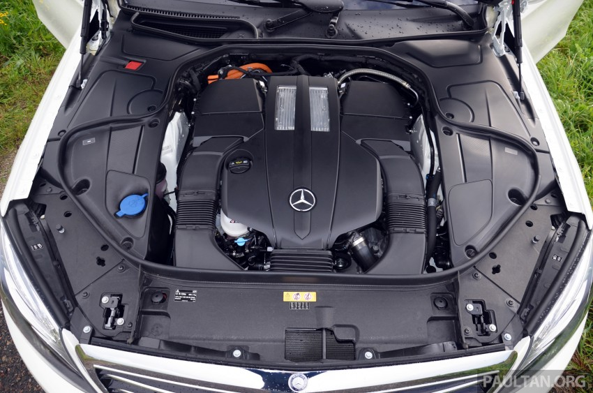 DRIVEN: W222 Mercedes-Benz S 500 Plug-in Hybrid Image #313035