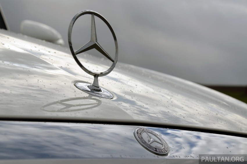 DRIVEN: W222 Mercedes-Benz S 500 Plug-in Hybrid Image #313036