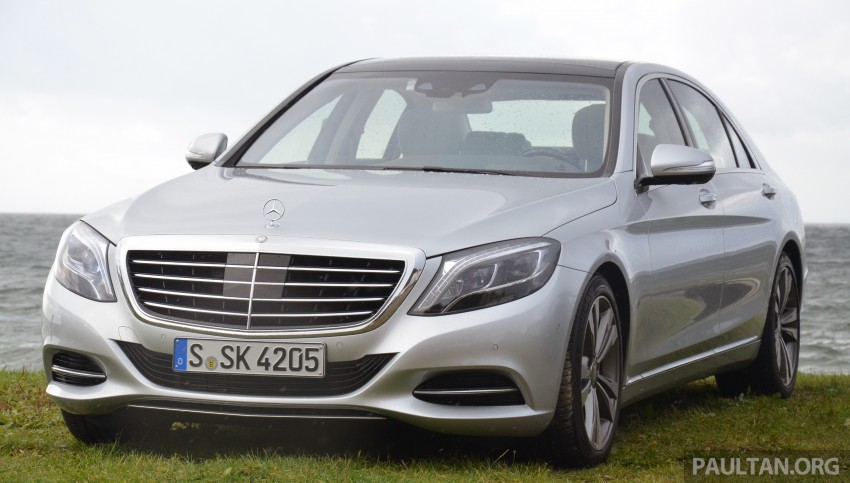 DRIVEN: W222 Mercedes-Benz S 500 Plug-in Hybrid Image #313043