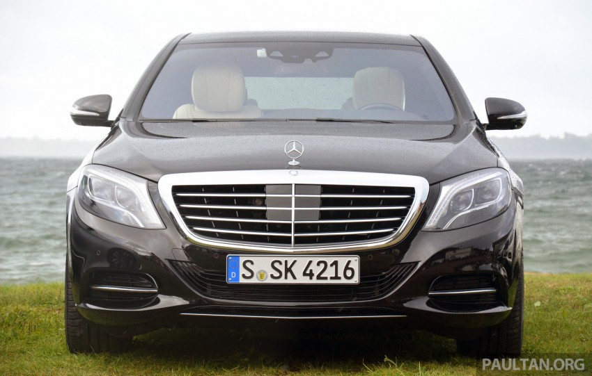 DRIVEN: W222 Mercedes-Benz S 500 Plug-in Hybrid Image #313044