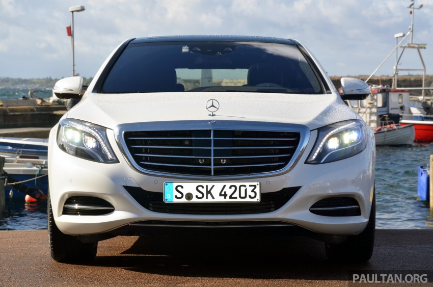 DRIVEN: W222 Mercedes-Benz S 500 Plug-in Hybrid Image #313045