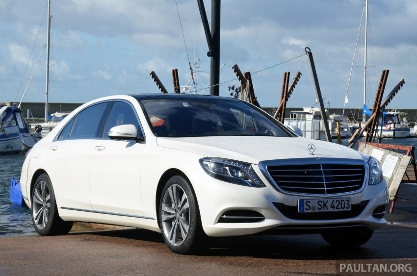 DRIVEN: W222 Mercedes-Benz S 500 Plug-in Hybrid Image #313046
