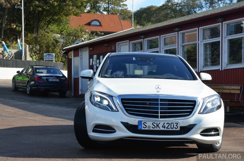 DRIVEN: W222 Mercedes-Benz S 500 Plug-in Hybrid Image #313048