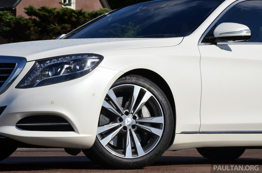 DRIVEN: W222 Mercedes-Benz S 500 Plug-in Hybrid Image #313049