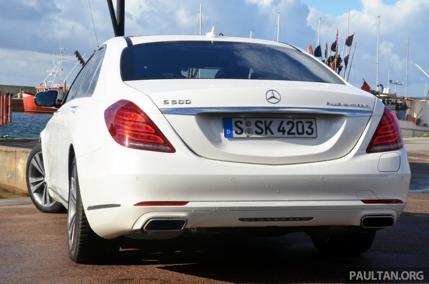 DRIVEN: W222 Mercedes-Benz S 500 Plug-in Hybrid Image #313052