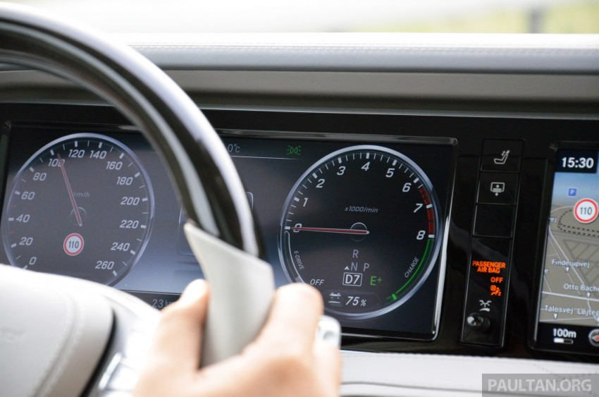DRIVEN: W222 Mercedes-Benz S 500 Plug-in Hybrid Image #313063