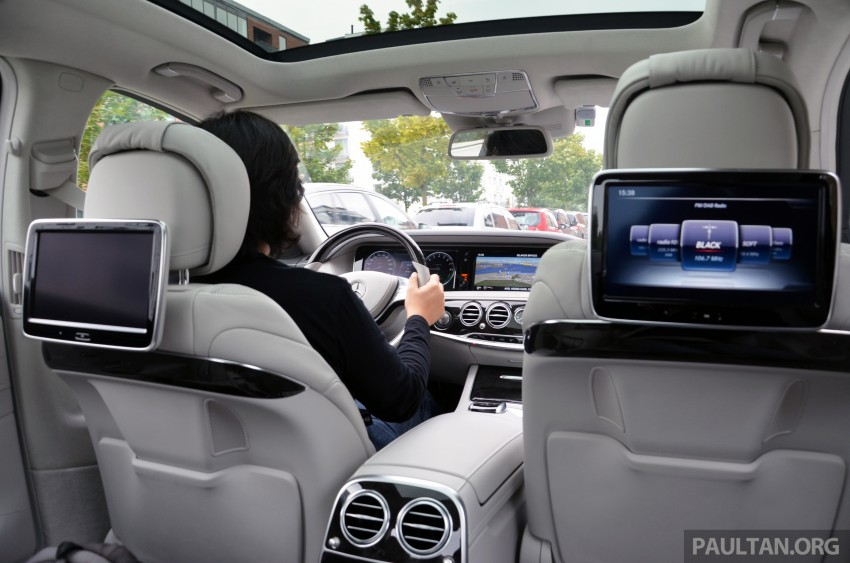 DRIVEN: W222 Mercedes-Benz S 500 Plug-in Hybrid Image #313070