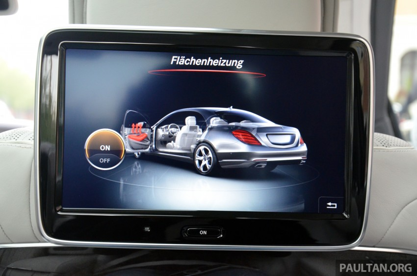 DRIVEN: W222 Mercedes-Benz S 500 Plug-in Hybrid Image #313072