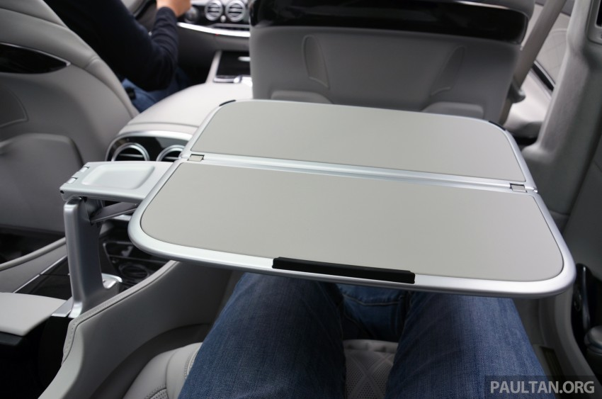 DRIVEN: W222 Mercedes-Benz S 500 Plug-in Hybrid Image #313074