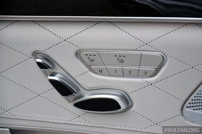 DRIVEN: W222 Mercedes-Benz S 500 Plug-in Hybrid Image #313076