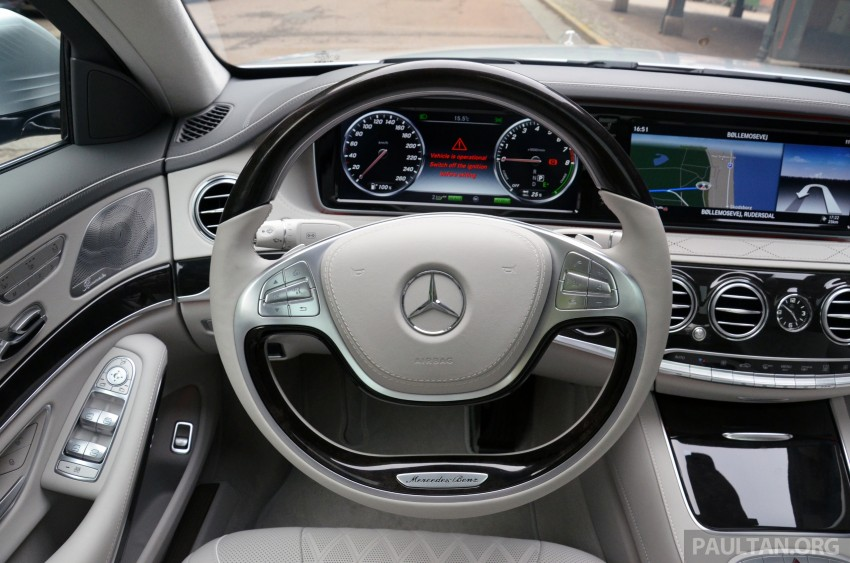 DRIVEN: W222 Mercedes-Benz S 500 Plug-in Hybrid Image #313077