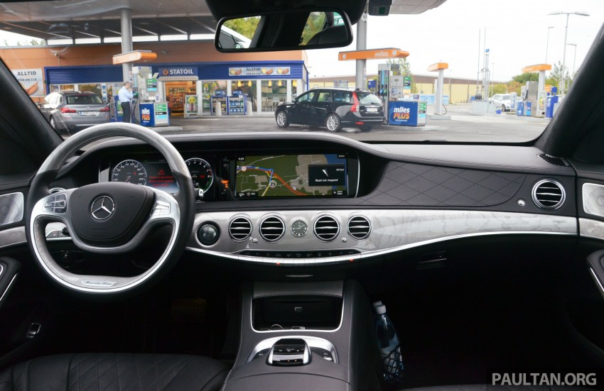DRIVEN: W222 Mercedes-Benz S 500 Plug-in Hybrid Image #313079