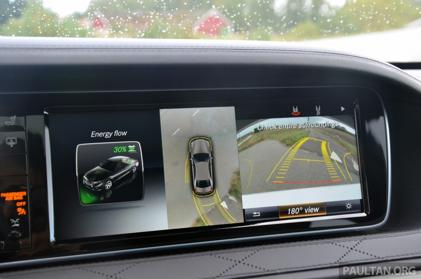 DRIVEN: W222 Mercedes-Benz S 500 Plug-in Hybrid Image #313084