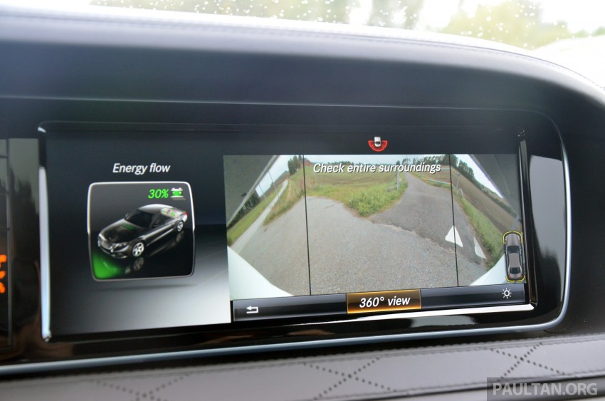 DRIVEN: W222 Mercedes-Benz S 500 Plug-in Hybrid Image #313085