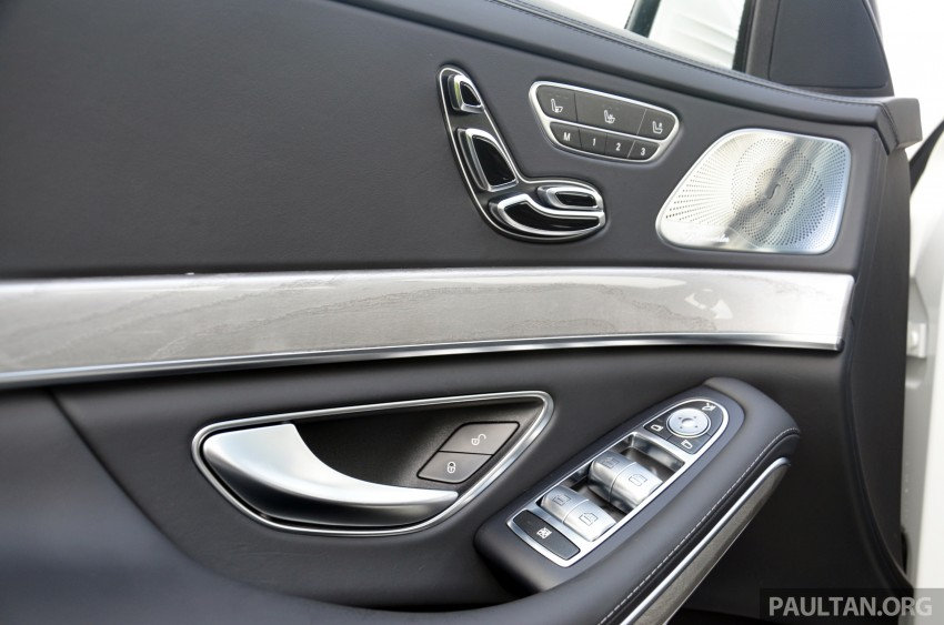 DRIVEN: W222 Mercedes-Benz S 500 Plug-in Hybrid Image #313087