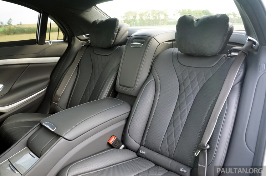 DRIVEN: W222 Mercedes-Benz S 500 Plug-in Hybrid Image #313090