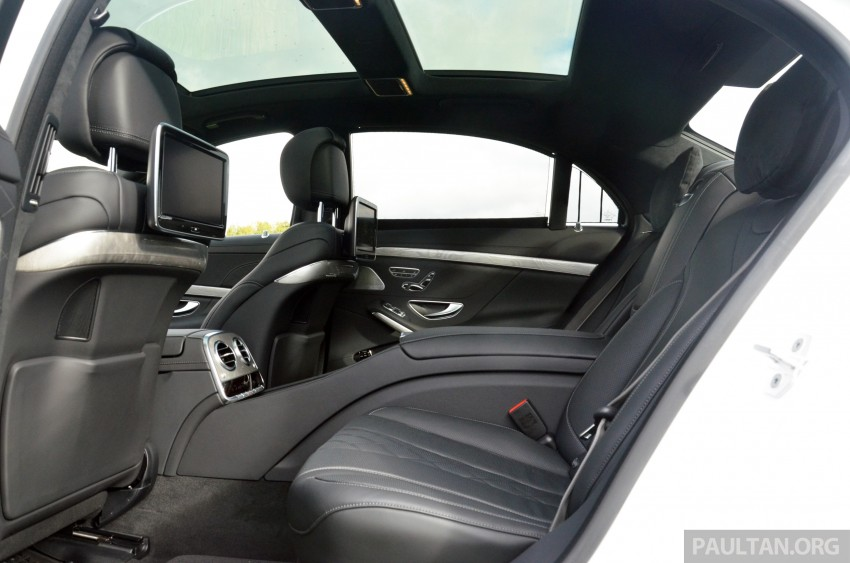 DRIVEN: W222 Mercedes-Benz S 500 Plug-in Hybrid Image #313091