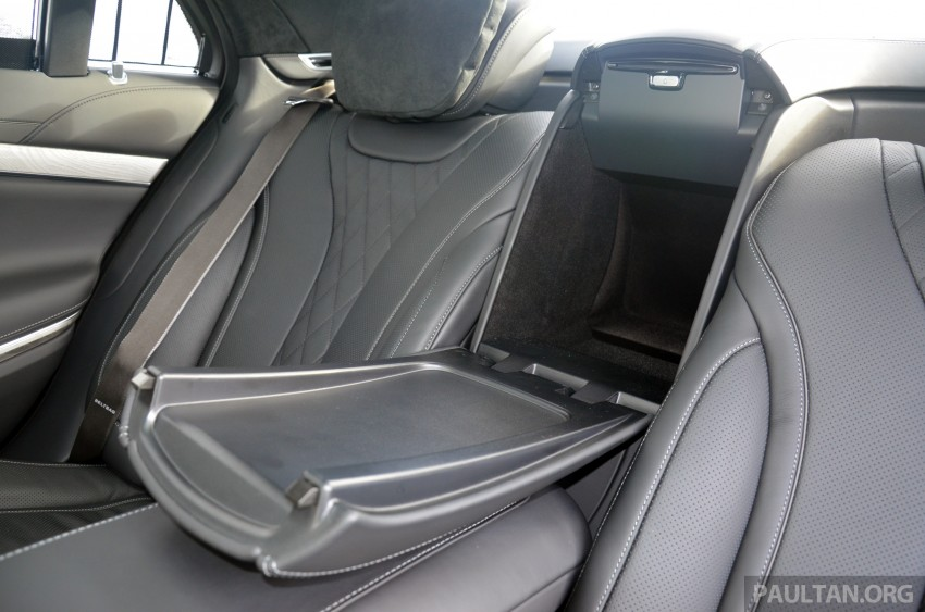 DRIVEN: W222 Mercedes-Benz S 500 Plug-in Hybrid Image #313092
