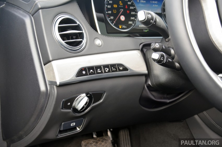 DRIVEN: W222 Mercedes-Benz S 500 Plug-in Hybrid Image #313095