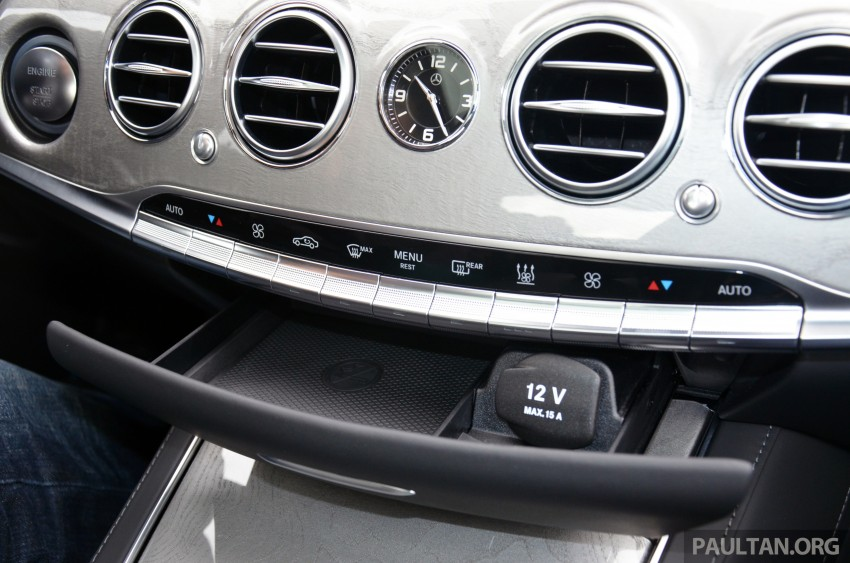 DRIVEN: W222 Mercedes-Benz S 500 Plug-in Hybrid Image #313098