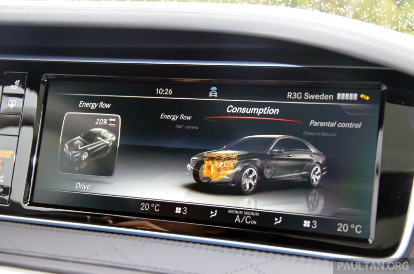 DRIVEN: W222 Mercedes-Benz S 500 Plug-in Hybrid Image #313099