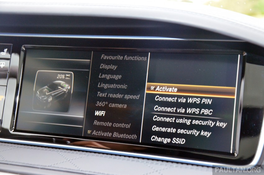 DRIVEN: W222 Mercedes-Benz S 500 Plug-in Hybrid Image #313100