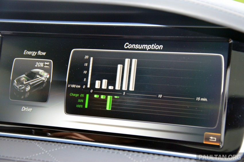 DRIVEN: W222 Mercedes-Benz S 500 Plug-in Hybrid Image #313101