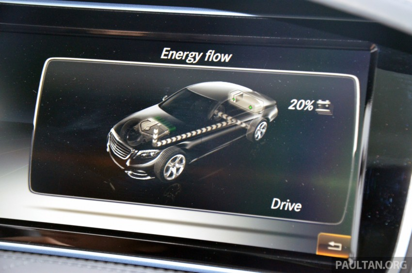 DRIVEN: W222 Mercedes-Benz S 500 Plug-in Hybrid Image #313102