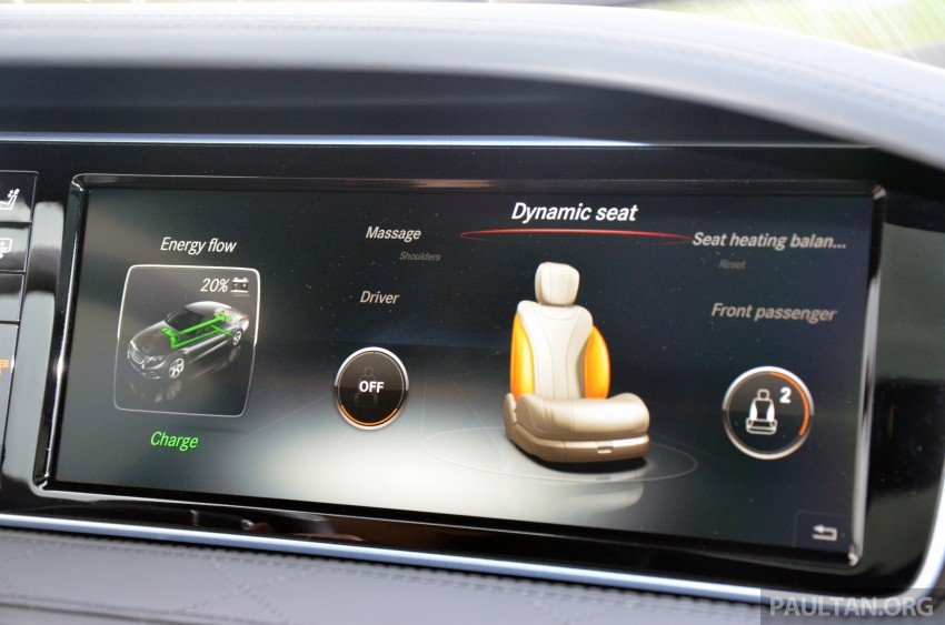 DRIVEN: W222 Mercedes-Benz S 500 Plug-in Hybrid Image #313103