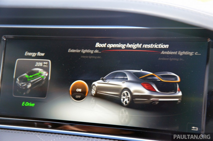 DRIVEN: W222 Mercedes-Benz S 500 Plug-in Hybrid Image #313105