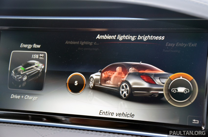 DRIVEN: W222 Mercedes-Benz S 500 Plug-in Hybrid Image #313107