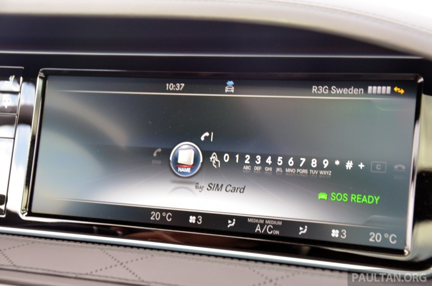 DRIVEN: W222 Mercedes-Benz S 500 Plug-in Hybrid Image #313110
