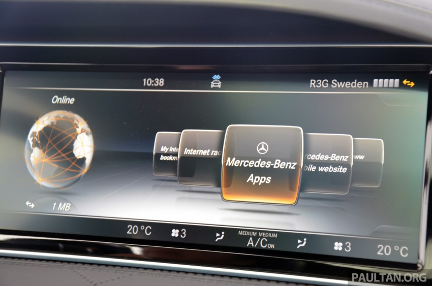 DRIVEN: W222 Mercedes-Benz S 500 Plug-in Hybrid Image #313111