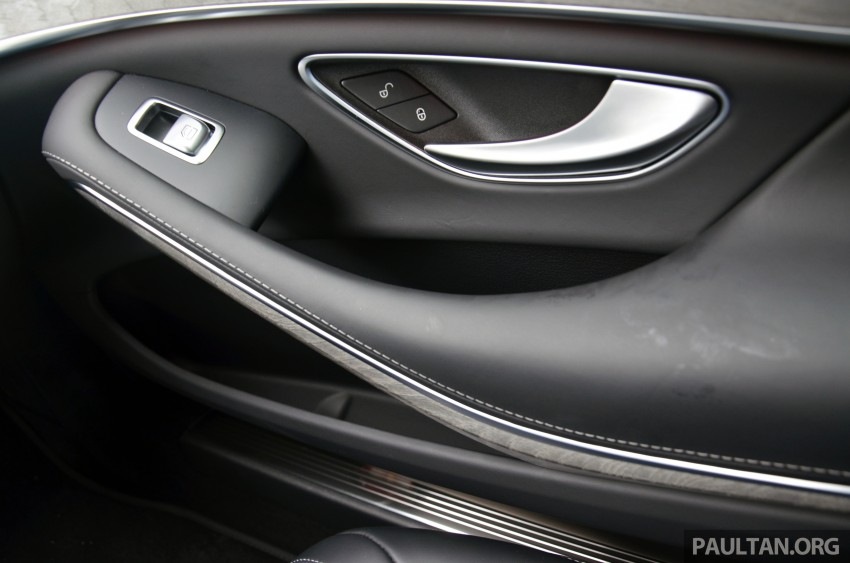 DRIVEN: W222 Mercedes-Benz S 500 Plug-in Hybrid Image #313114