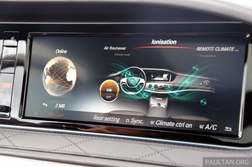 DRIVEN: W222 Mercedes-Benz S 500 Plug-in Hybrid Image #313115