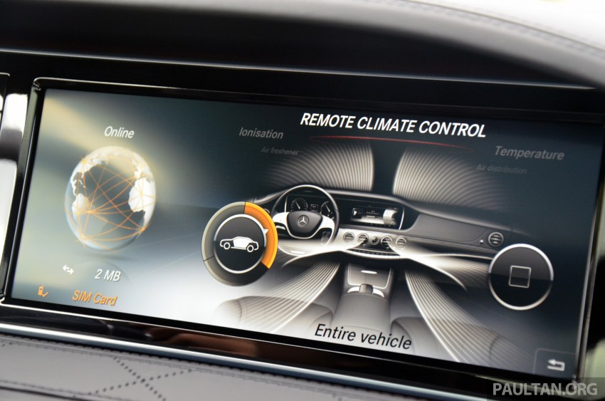 DRIVEN: W222 Mercedes-Benz S 500 Plug-in Hybrid Image #313116