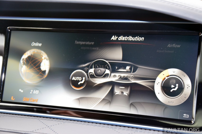 DRIVEN: W222 Mercedes-Benz S 500 Plug-in Hybrid Image #313117